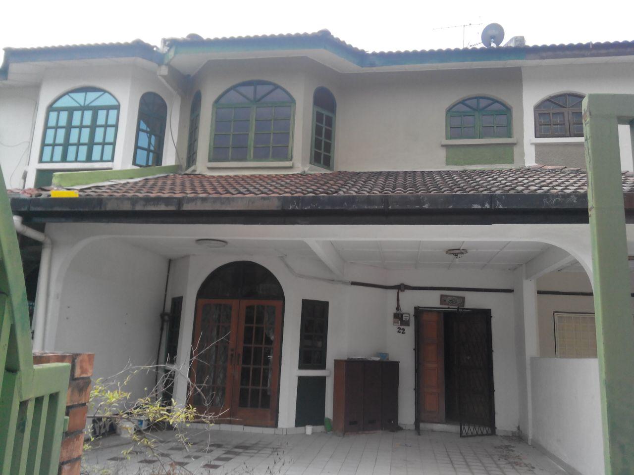 Bandar Sungai Long Kajang, 2 Storey Terrace, Section 7, SL7