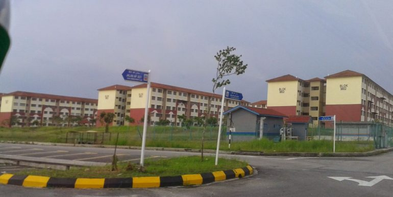 Flat Alam Perdana Puncak Alam 1