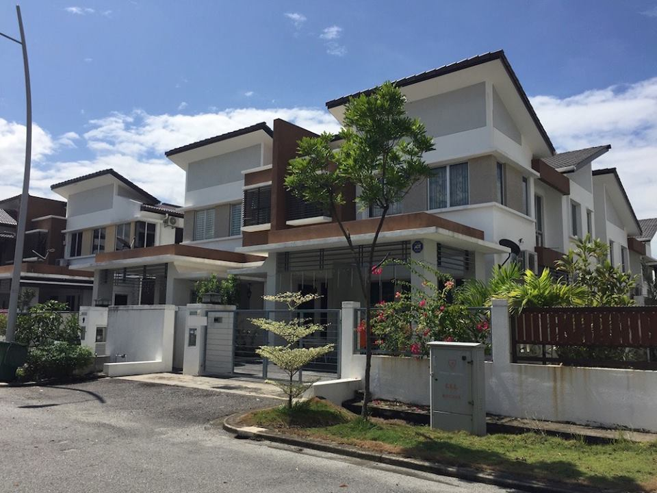 Semi D Legundi Residensi Seri Putra 2 Bandar Seri Putra Bangi