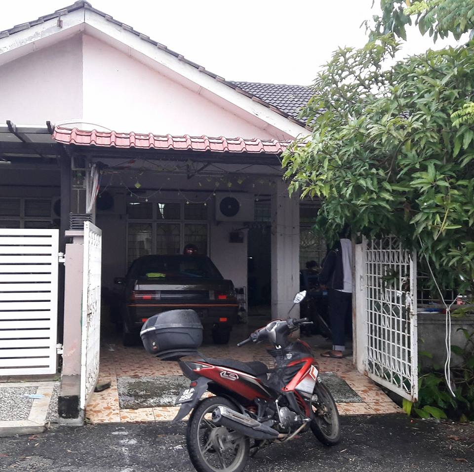 Teres 1 Tingkat Desa Jasmin Nilai Negeri Sembilan Freehold