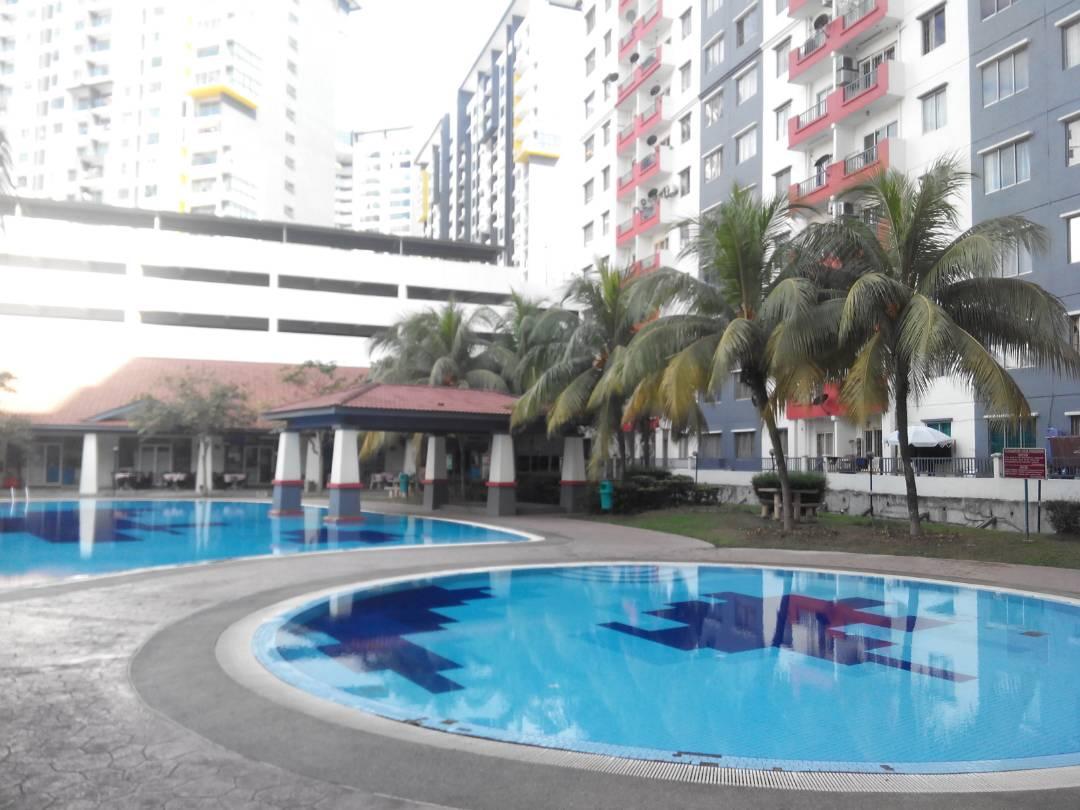Apartment Vista Pinggiran Seri Kembangan 5