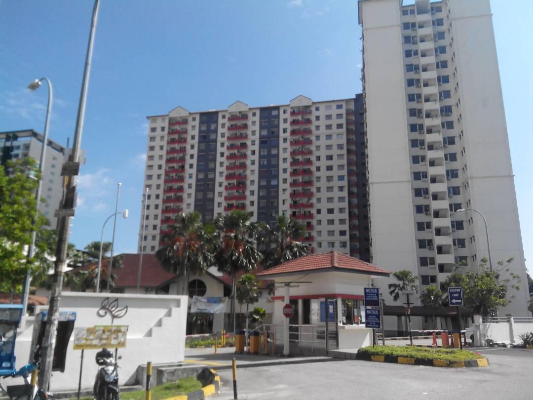 Apartment Vista Pinggiran Seri Kembangan Putra Permai Selangor