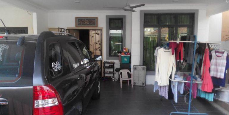 Kota Warisan Jalan Warisan Indah Selangor 4