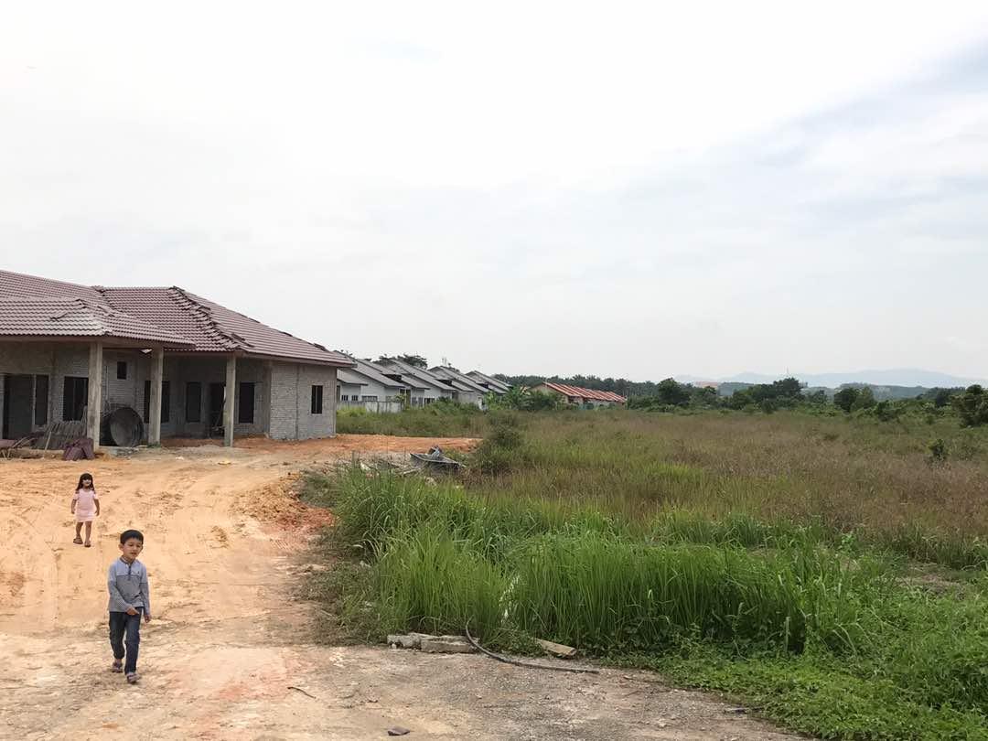 Tanah Lot Banglo Labu Lanjut Salak Tinggi Sepang